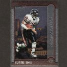 CURTIS ENIS 1999 Bowman Chrome Interstate - Chicago Bears & Penn State Nittany Lions