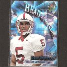 TROY WALTERS 2000 Ultra Head of the Class - Vikings, Lions & Stanford Cardinal