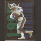 CURTIS MARTIN 1995 Playoff Contenders ROOKIE - Patriots, Jets & Pitt Panthers