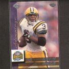 KEVIN FAULK 1999 Collectors Edge Advantage Rookie - LSU & New England Patriots