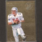 DREW BLEDSOE 1996 Ultra Gold Medallion - Cowboys, Patriots & Washington State Cougars