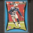 TERRENCE WHEATLEY 2008 Bowman BLUE Rookie - Patriots & Colorado Buffaloes