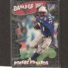 ROBERT EDWARDS 1999 Ultra Damage Inc - Patriots & Georgia Bulldogs