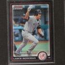 LANCE BERKMAN - 2010 Bowman Chrome REFRACTOR - Yankees & Astros