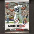 MARVIN HARRISON 2006 Topps Madden EA Sports - Colts & Syracuse Orangemen