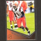MIKE WILLIAMS 2010 Press Pass Rookie - Buccaneers & Syracuse Orangemen