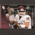 SAM BRADFORD 2010 Press Pass Trophy Club Rookie - Rams & Oklahoma Sooners