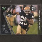 GOLDEN TATE 2010 Press Pass Trophy Club Rookie - Seahawks & Notre Dame