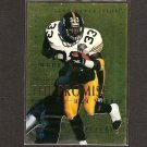 BYRON BAM MORRIS 1995 Skybox Premium The Promise - Steelers & Texas Tech Red Raiders