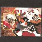 LARRY CENTERS 1996 Select Artist's Proof - Cardinals & Stephen F. Austin