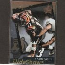 AKILI SMITH - 2000 Leaf Rookies & Stars Slide Show - Bengals & Oregon Ducks