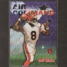 JEFF BLAKE 1997 Topps Season's Best - Bengals & East Carolina