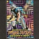 KEVIN GREENE 1999 Topps Season's Best - Panthers & Auburn Tigers