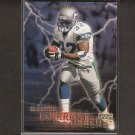 RICKY WATTERS - 1999 Upper Deck Encore Electric Currents - Seahawks & Notre Dame
