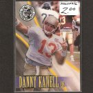 DANNY KANELL - 1996 Press Pass Holofoil Rookie- NY Giants & Florida State Seminoles