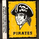 Pittsburgh Pirates - Early 1980's Team STICKER