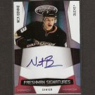 NICK BONINO - 2010-11 Panini Certified Autograph ROOKIE - Boston University & Penguins