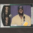 MO VAUGHN - 1999 SP Authentic Reflections - Angels & Red Sox