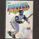 MO VAUGHN - 1999 Topps Power Players - Angels & Red Sox