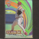 CURT SCHILLING 1999 Topps Chrome All Etch REFRACTOR - Phillies, Diamondbacks & Red Sox