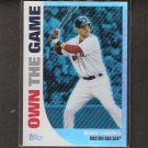 MIKE LOWELL 2008 Topps Own the Game - Red Sox