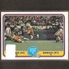 FRANCO HARRIS - 1981 Fleer Team Action Football Super Bowl IX- Pittsburgh Steelers