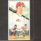 CHASE UTLEY 2011 Topps Champions - Philadelphia Phillies