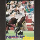 JIM DRUCKENMILLER - 1997 Collector's Choice Rookie - 49ers & Virginia Tech Hokies