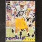 DAVID LaFLEUR - 1997 Collector's Choice Rookie - Cowboys & LSU Tigers