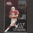 JAKE PLUMMER - 2000 Fleer Focus Last Man Standing - Cardinals, Bills & Arizona State Sun Devils