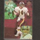 BRAD JOHNSON 2000 Upper Deck Highlight Zone - Redskins & Florida State Seminoles