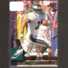 DUCE STALEY - 1999 Collector's Edge Advantage Millenium Collection - Eagles & USC Gamecocks