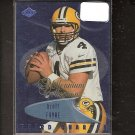 BRETT FAVRE - 1999 Collector's Edge Odyssey - Packers & Southern Mississippi