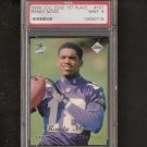 RANDY MOSS - 1998 Collector's Edge First Place RC -PSA 9 - Vikings, Titans & Marshall