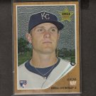 LUCAS MAY 2011 Topps Heritage Chrome Rookie - Kansas City Royals