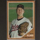KEVIN MILLWOOD 2011 Topps Heritage Chrome - Baltimore Orioles