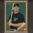 AARON HILL 2011 Topps Heritage Chrome - Toronto Blue Jays