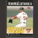 CASEY KELLY 2010 Topps Debut Tools of the Trade Rookie - Boston Red Sox