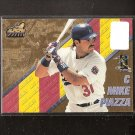 MIKE PIAZZA - 1998 Pacific Aurora Pennant Fever - Dodgers