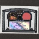 JED LOWRIE- 2005 Bowman Sterling Autograph Game-Used ROOKIE - Athletics