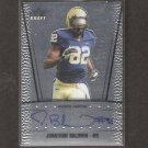 JONATHAN BALDWIN - 2011 Leaf Metal Draft Autograph ROOKIE - Pitt Panthers & 49ers