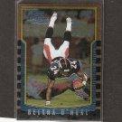 DELTHA O'NEAL - 2000 Bowman Chrome RC - Denver Broncos & Cal Golden Bears