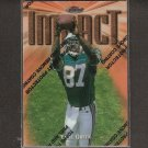 YATIL GREEN - 1997 Finest RC - Dolphins & Miami Hurricanes