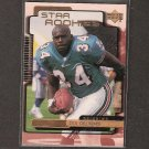 CECIL COLLINS - 1999 Upper Deck Short Print RC - Dolphins & McNeese State