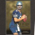 BROCK HUARD - 1999 Skybox Dominion RC - Seahawks & Washington Huskies