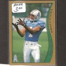KEVIN DYSON - 1998 Topps Short Print RC - Oilers, Titans & Utah Utes