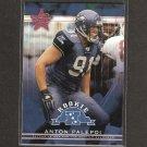 ANTON PALEPOI 2002 Leaf Rookies & Stars Short Print RC - Seahawks & UNLV