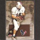 DAVE RAGONE 2003 Ultra Head of the Class RC - Texans & Louisville Cardinals
