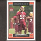 ROCKY McINTOSH 2006 Topps Special Edition ROOKIE - Redskins & Miami Hurricanes
