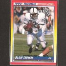 BLAIR THOMAS 1990 Score Rookie - Jets & Penn State Nittany Lions